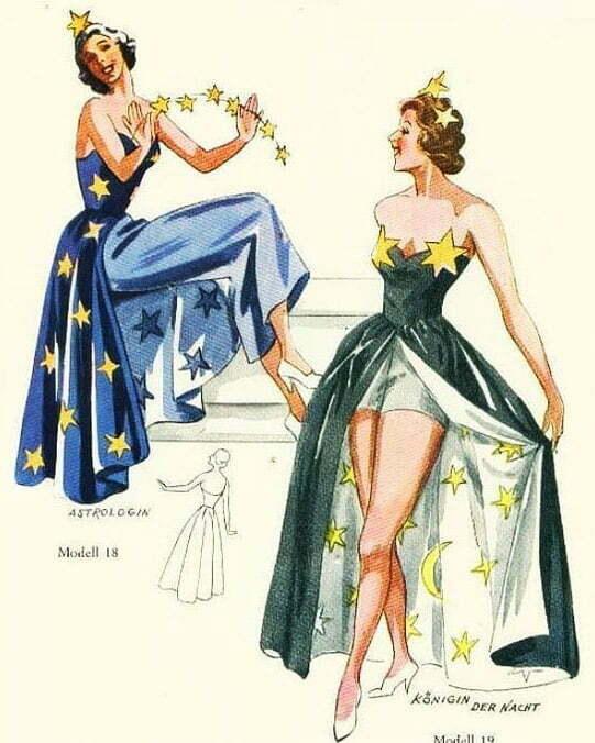 1950s costumes
