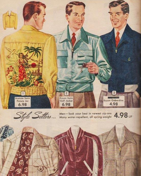 1950s jackets