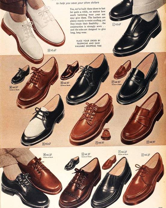 1950s shoes
