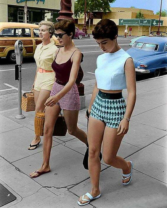 1950s shorts