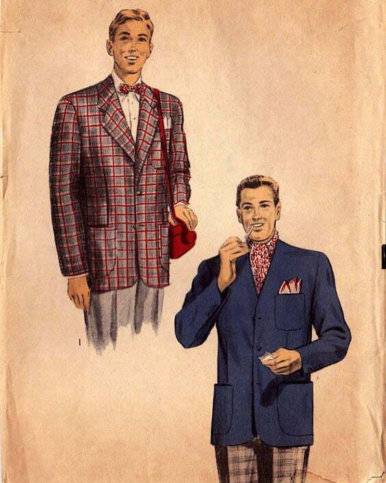 1950s suits
