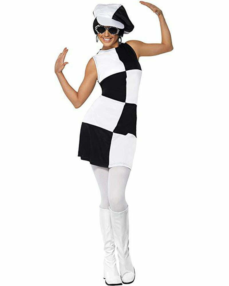 Smiffy's 1960'S Party Girl Adult Costume