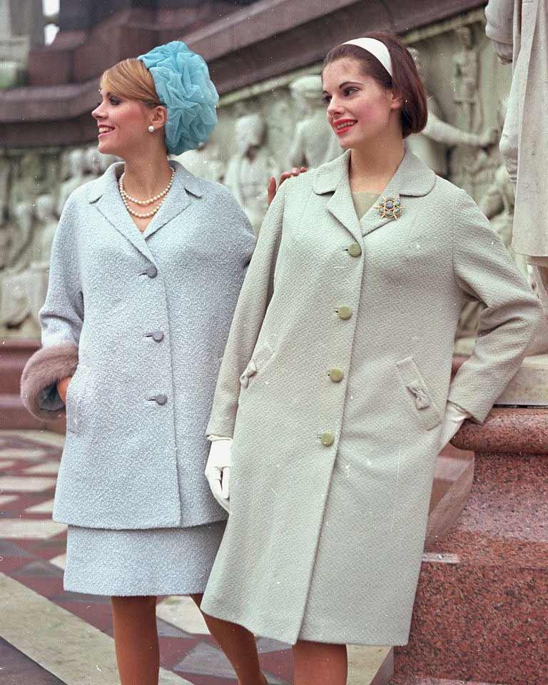 1960 coats