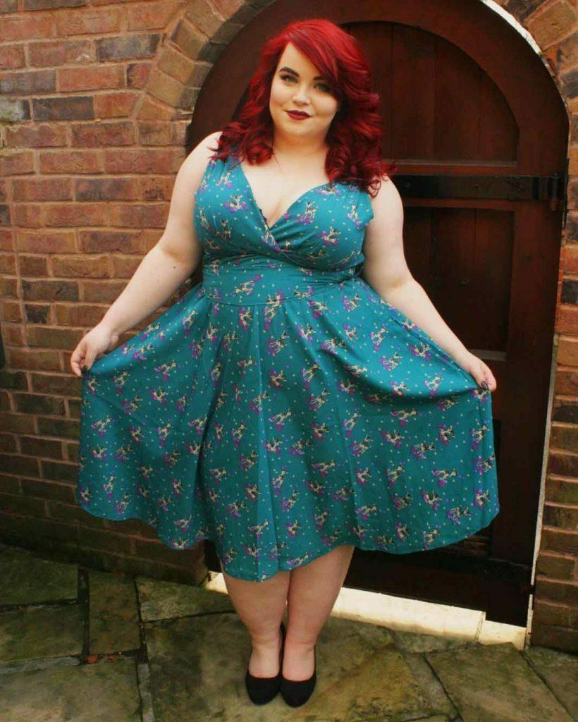 1960s Plus Size Dresses