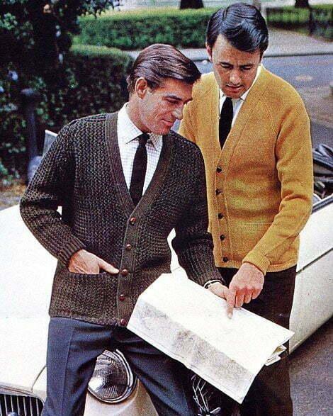 1960s sweaters