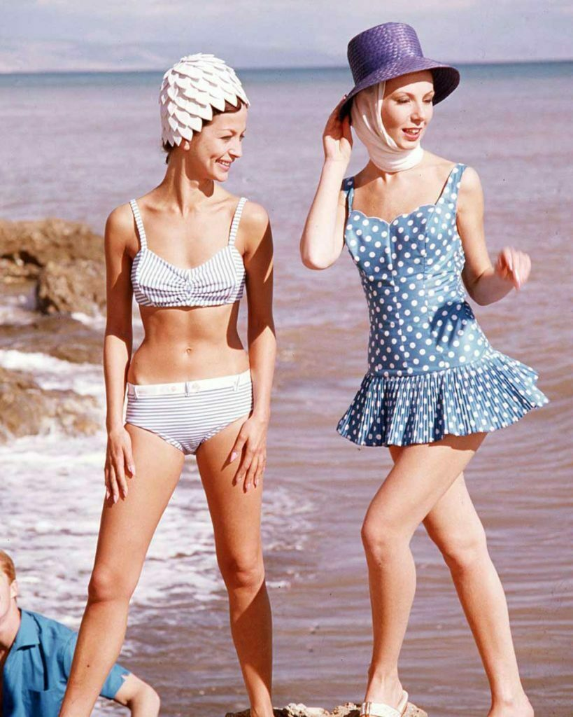 1960s Swimsuits