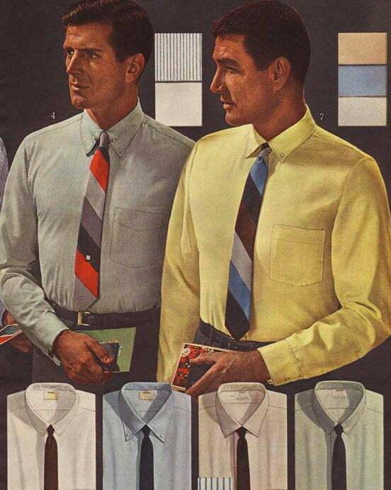 1960s ties