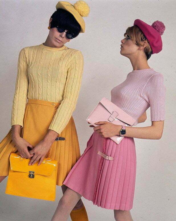 1960s skirts