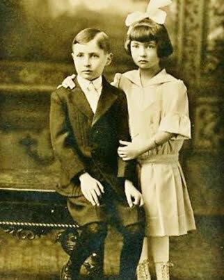 1900s children's fashion