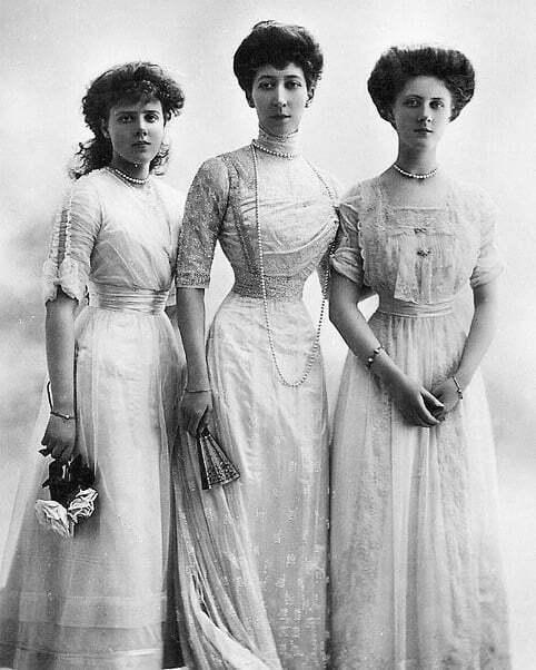 1910s evening dress