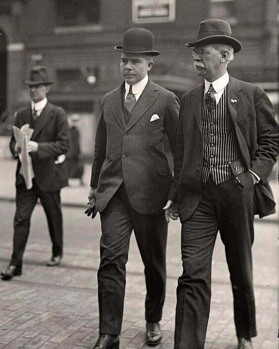1910s men's hats