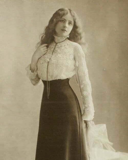 1910s skirts