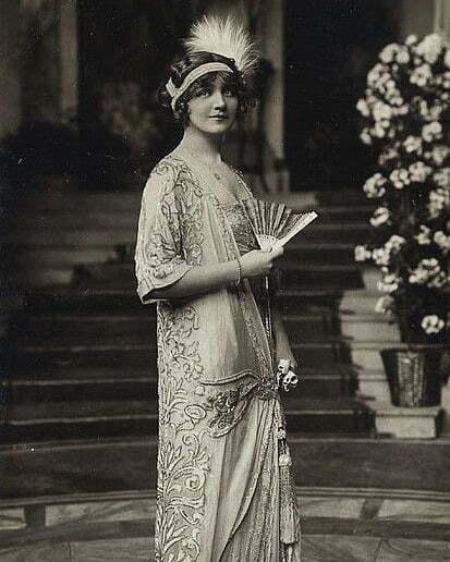 1910s women's accessories