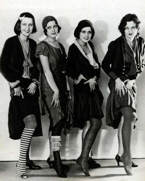 1920s Stockings