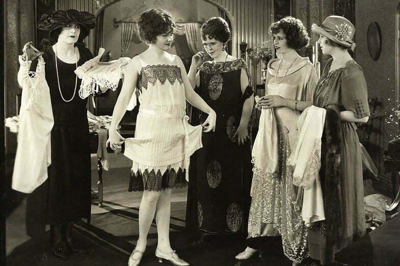 1920s daytime dresses