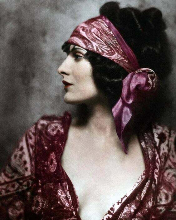 1920s headbands