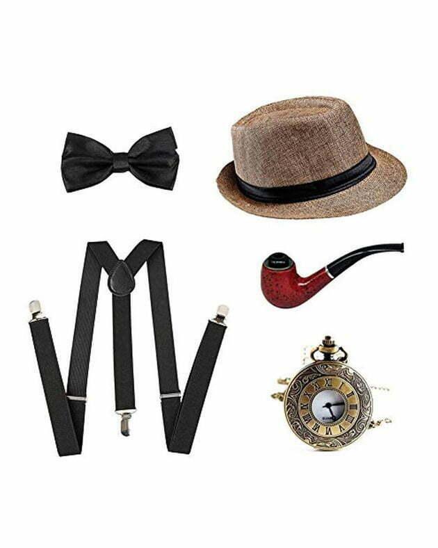 1920s men's accessories