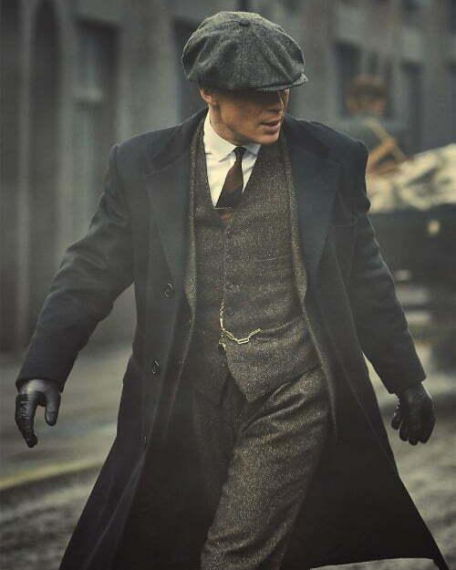 1920s men's coats