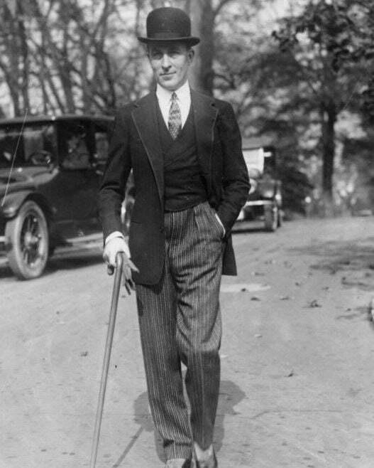 1920s men's pants
