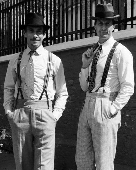 1920s men's shirts