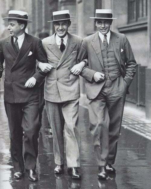 1920s men's suits
