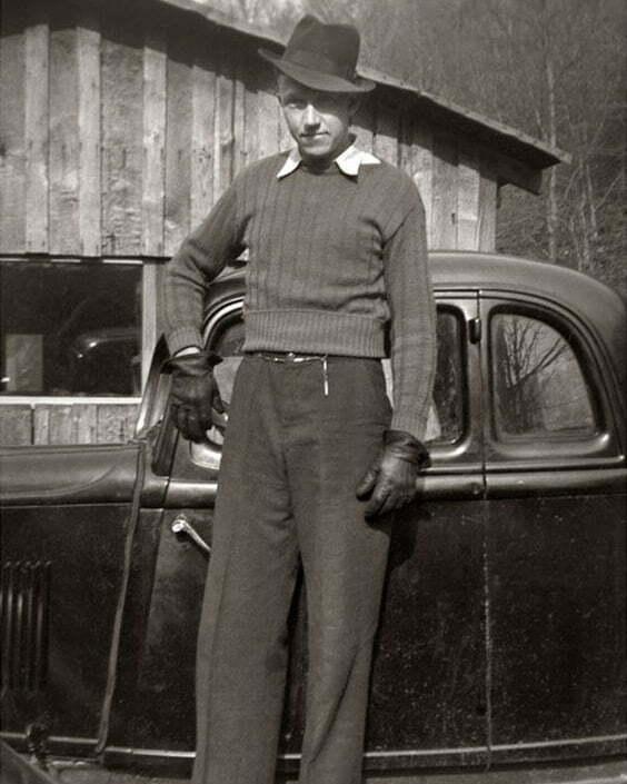 1920s men's sweaters