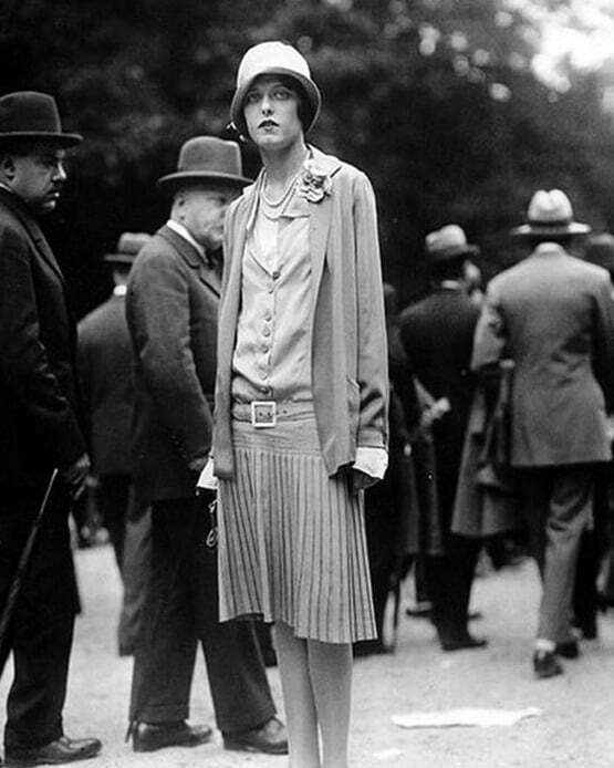 1920s skirts