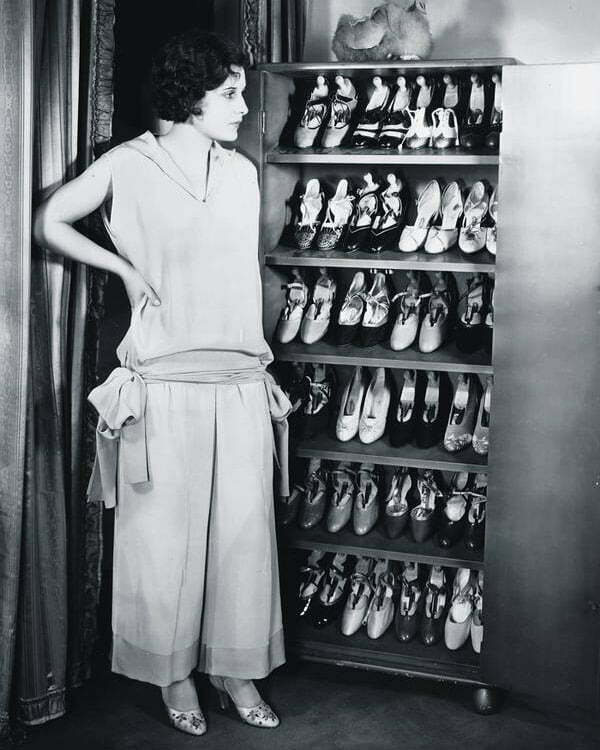 1920s women's shoes