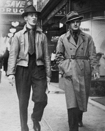 1930s men's hats