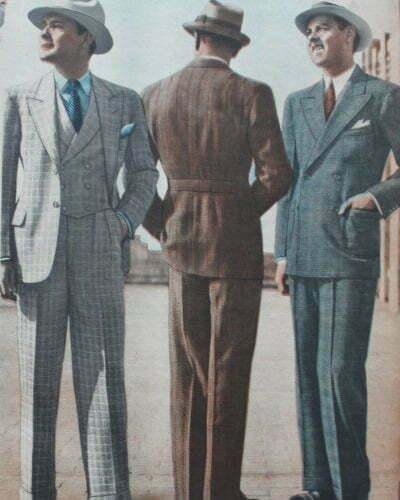 1930s men's-pants