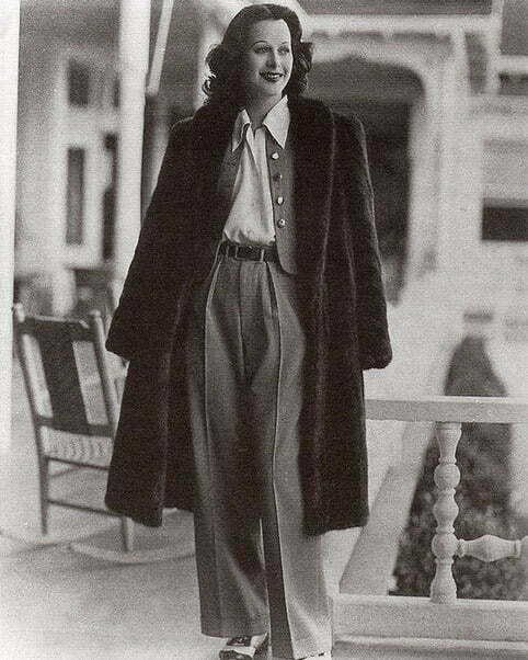 1930s women's coats