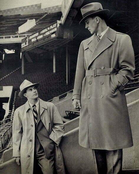 1940s men's coats