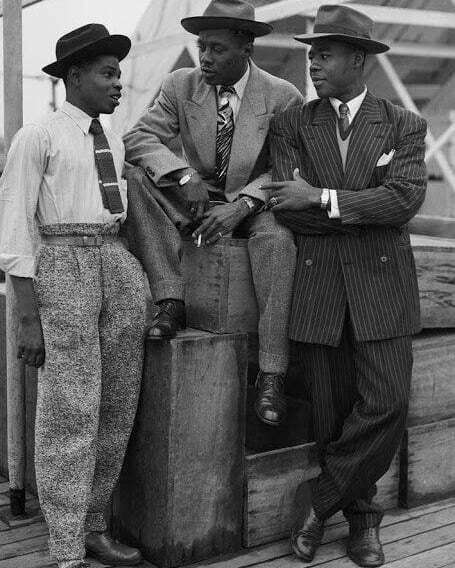 1940s men's pants