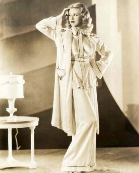 1940s sleepwear
