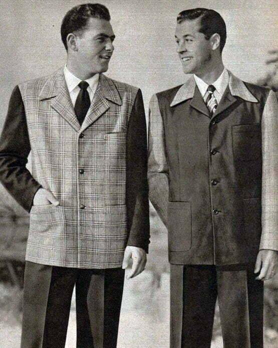 1940s ties