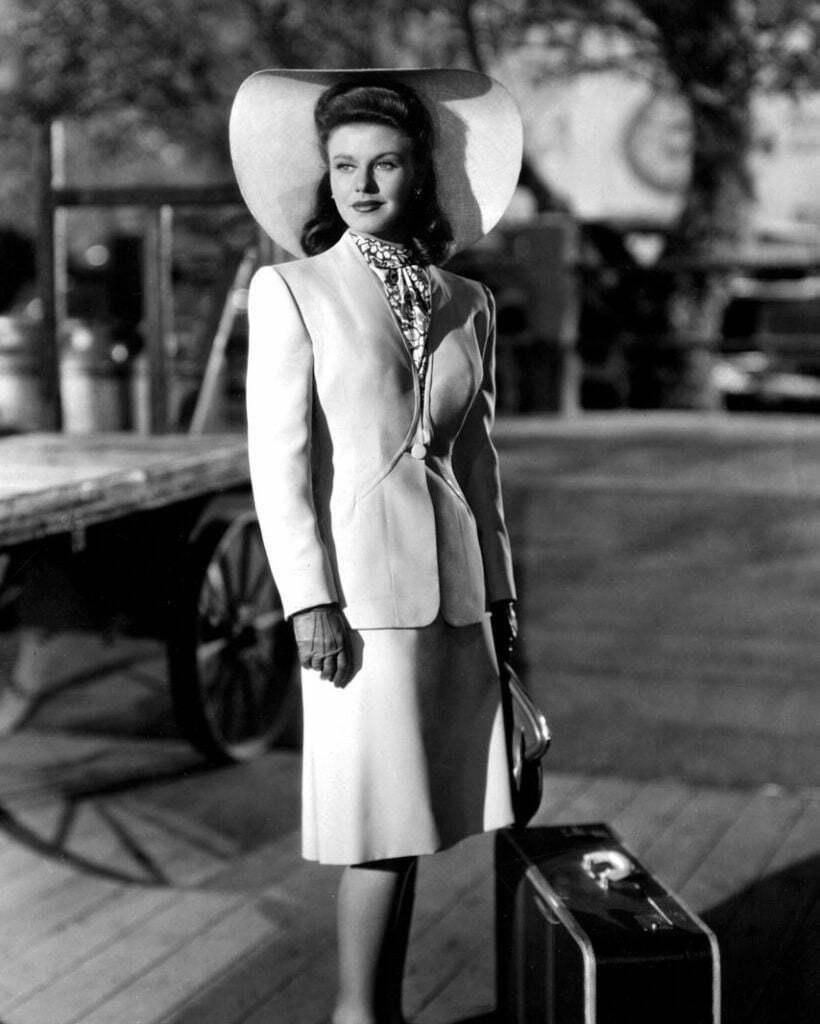 1940s women's hats