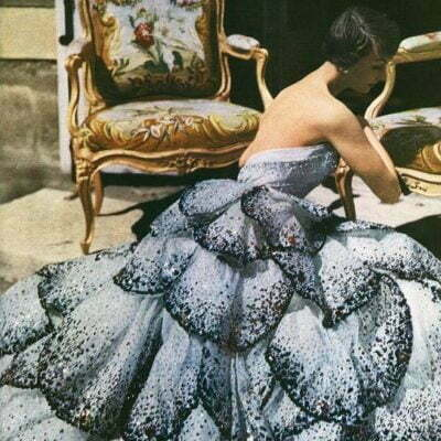 "1950s Fashion – Christian Dior's ""New Look"""