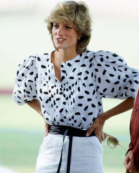 1980s women's tops