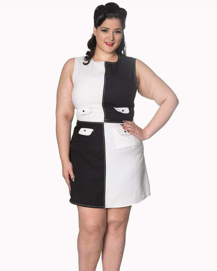 Banned Dylan Vintage Retro Plus Size Dress