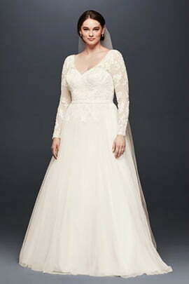 Georgette Wedding Dress