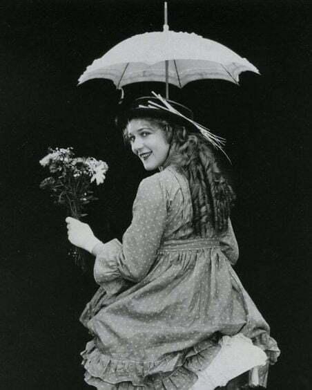 Victorian Parasols