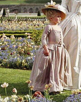 Victorian children's fashion