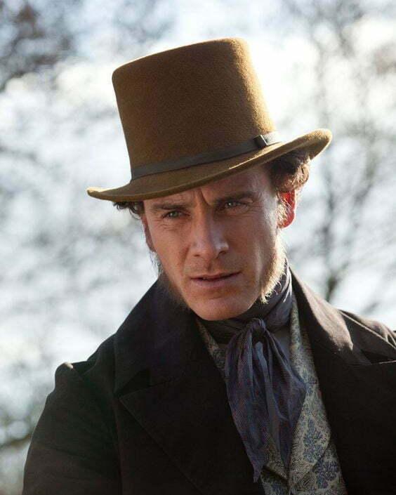 Victorian men's hats