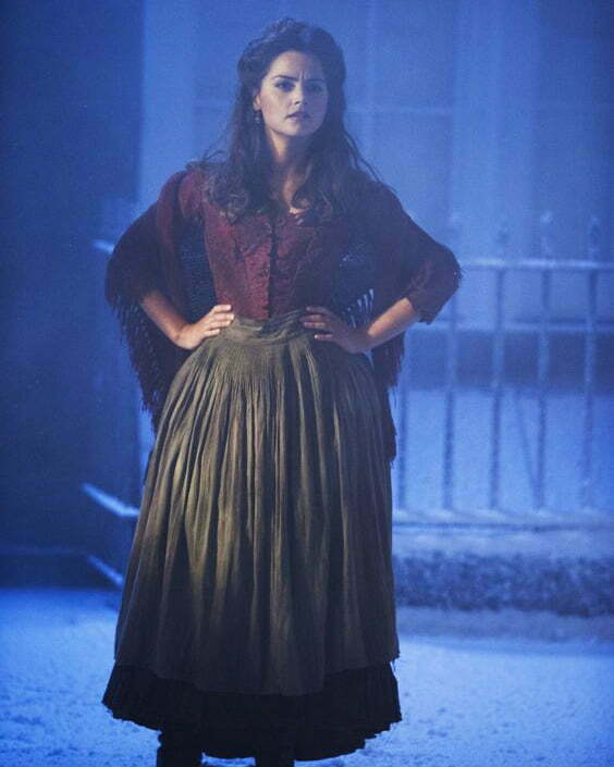 Victorian skirts