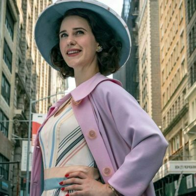 Mrs. Maisel's Top 18 Outfits