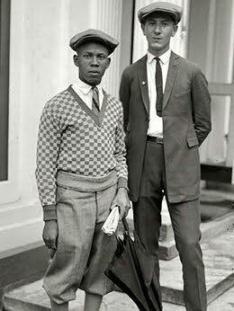 1920s men's suit