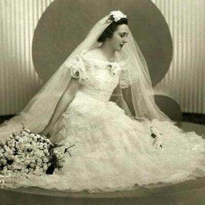 1930s Wedding Dresses – Stand the Test of Time