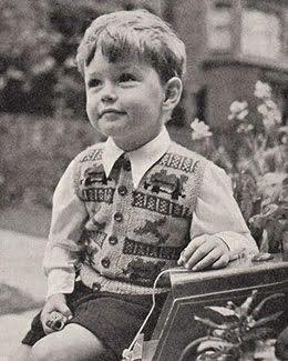 1940s children fashion