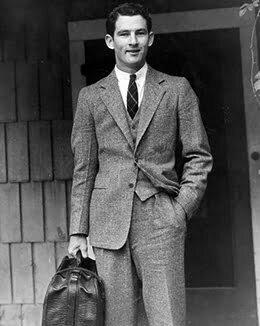 1940s men's clothing