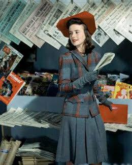 1940s suits